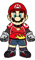 Mario - Strikers Charged