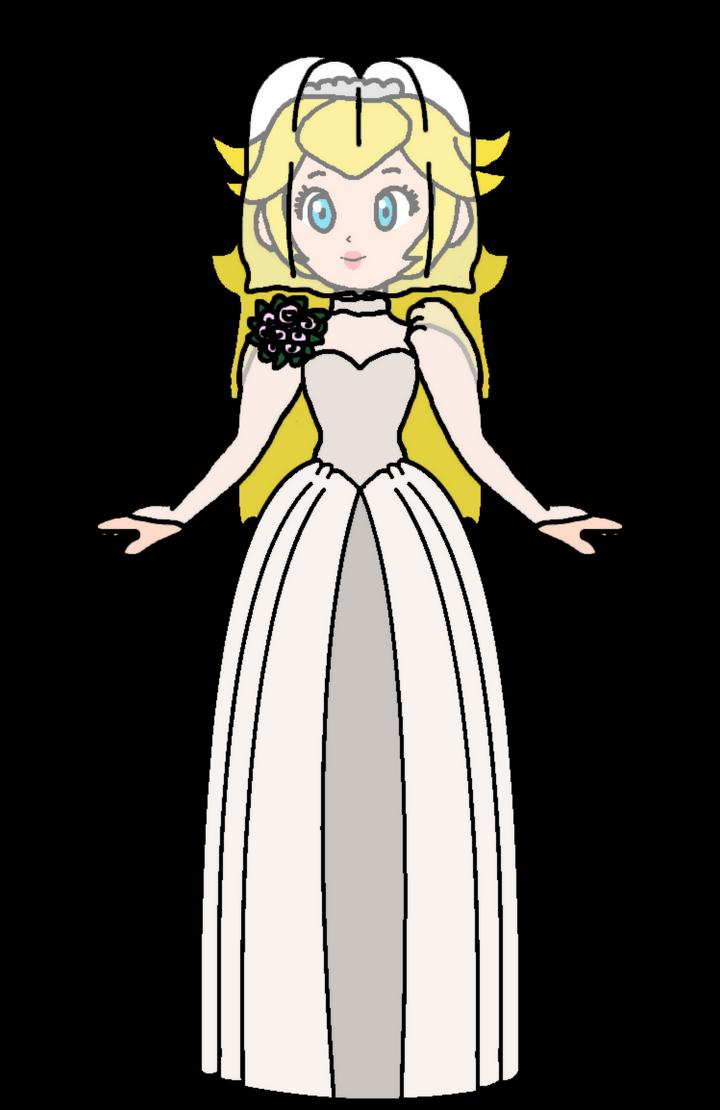 Peach Wedding Dress 1 By Katlime On Deviantart