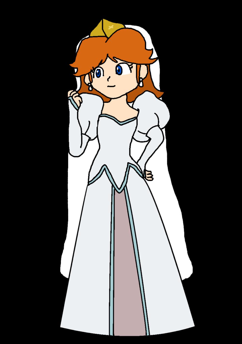 Daisy - Ariel (Wedding Dress) by KatLime on DeviantArt