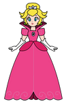 Peach - Princess Shroob