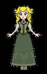 Peach - Anna (Ending Dress)