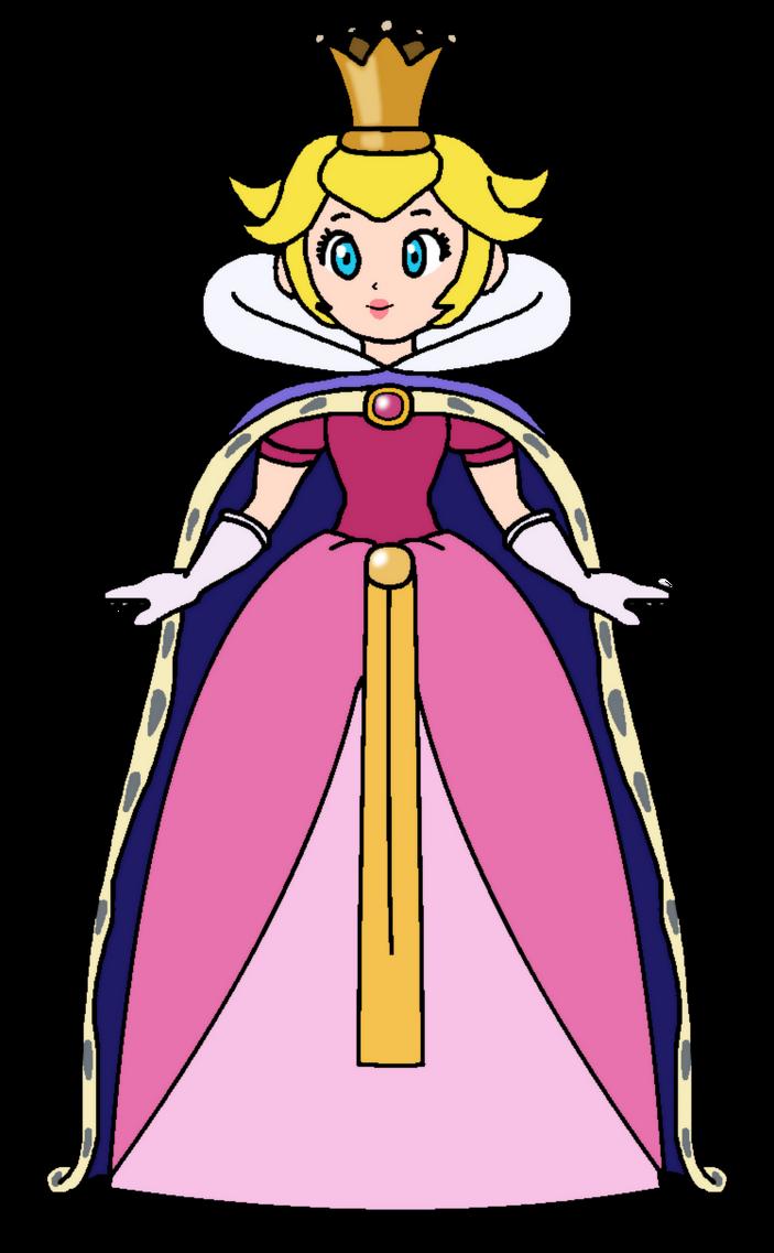 Peach princess minnie musketeers 1 by katlime on - Princesse minnie ...