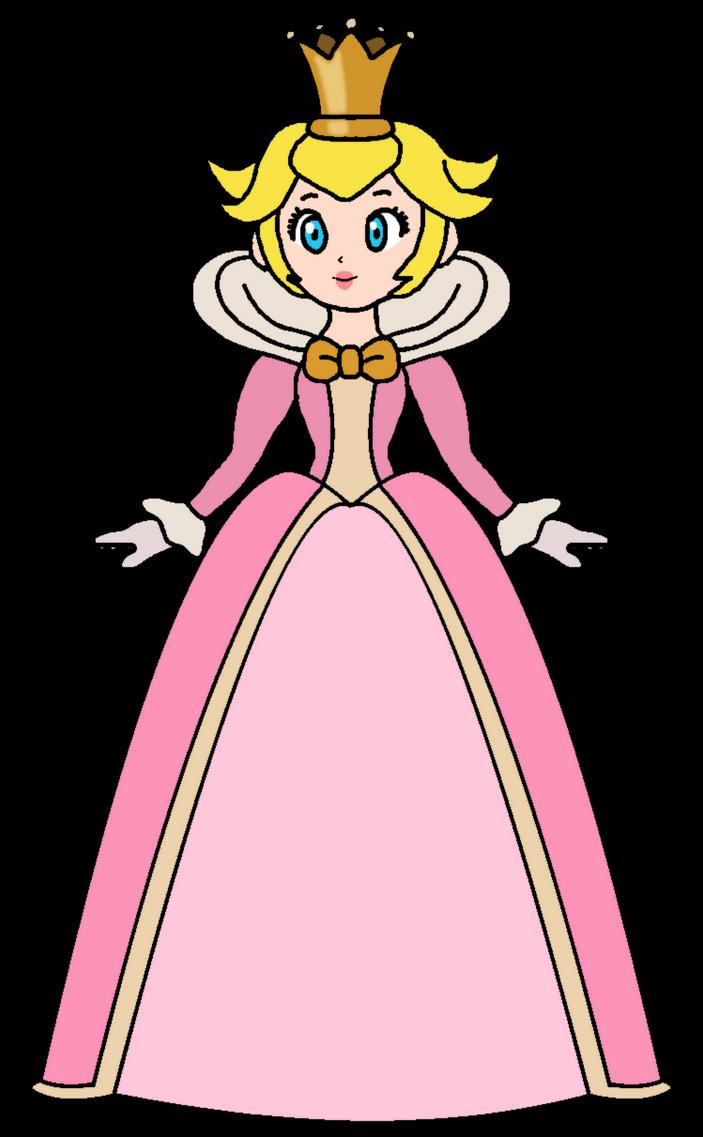 Peach princess minnie musketeers 4 by katlime on - Princesse minnie ...