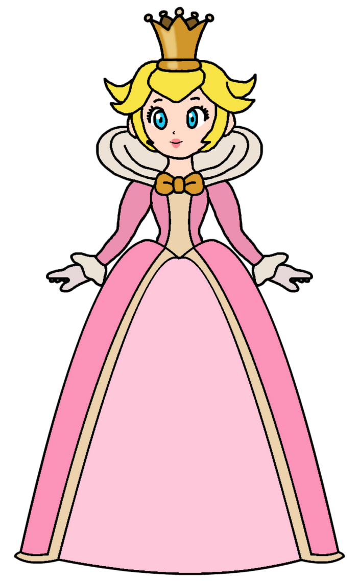Peach princess minnie musketeers 4 by katlime on deviantart - Princesse minnie ...