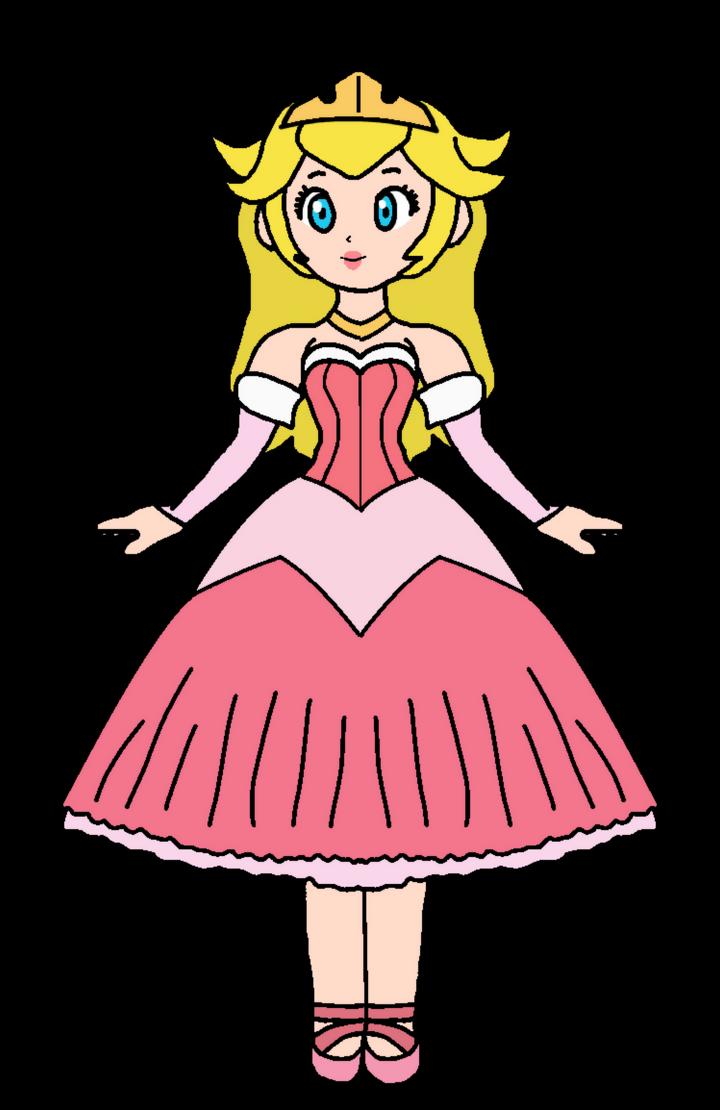 Peach - Aurora (Ballerina #1) by KatLime ...  sc 1 st  DeviantArt & Peach - Aurora (Ballerina #1) by KatLime on DeviantArt