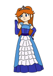 Daisy - Princess Beauty Wilson by KatLime
