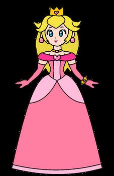 Peach - Princess Melody Pinklight