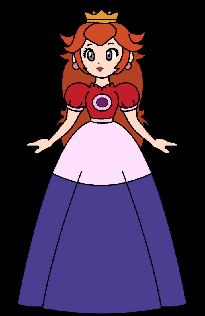 Peach Super Princess Toadstool Cartoon By Katlime