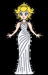 Peach - Princess Lunafreya Nox Fleuret
