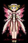 Peach - Sakura (Tomoyo's Mermaid Fantasy) by KatLime