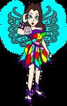 Pauline - Butterflix by KatLime