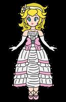 Peach - Megumi Aino (Movie Dress) by KatLime