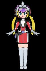 Peach - Rosa (Pokestar Captain)