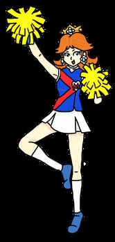 (C) Cheerleader Daisy