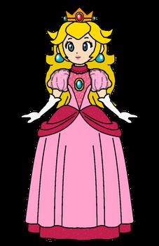 Peach - Super Nintendo World