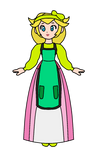 Peach - Nina's Mother (Seed Shop Owner)