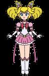 Peach - Eternal Sailor Chibi Moon