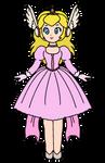 Peach - Elizabeth (Wedding)
