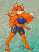 Foxy Roxy's Ready for Round One