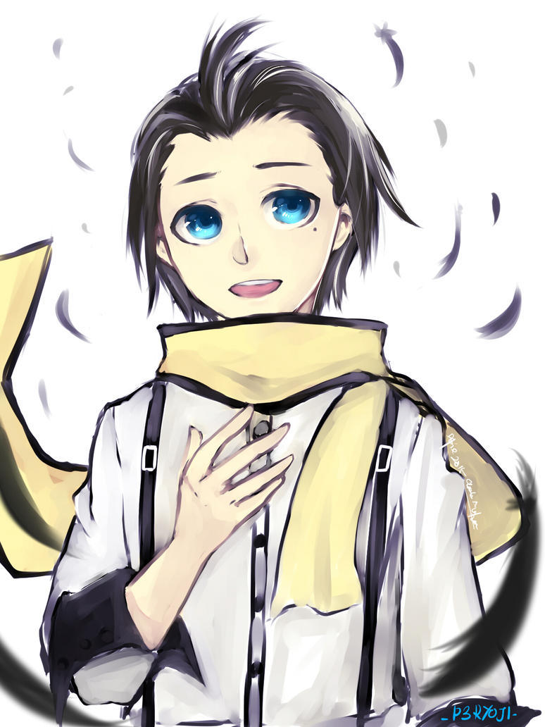 :::P3 Ryoji:: by ChiakiAutumn