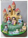 Royal Nursery Cake