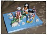 Dragon Ball Sugar figures
