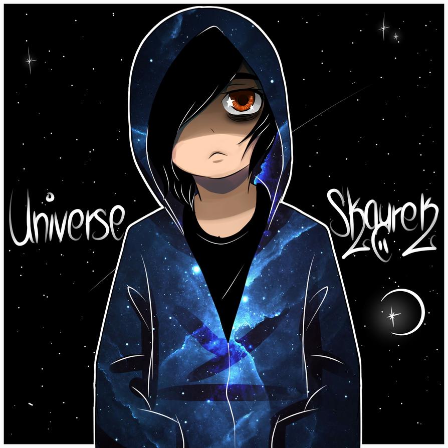 Universe! Skayrek by BlackSkayrek13