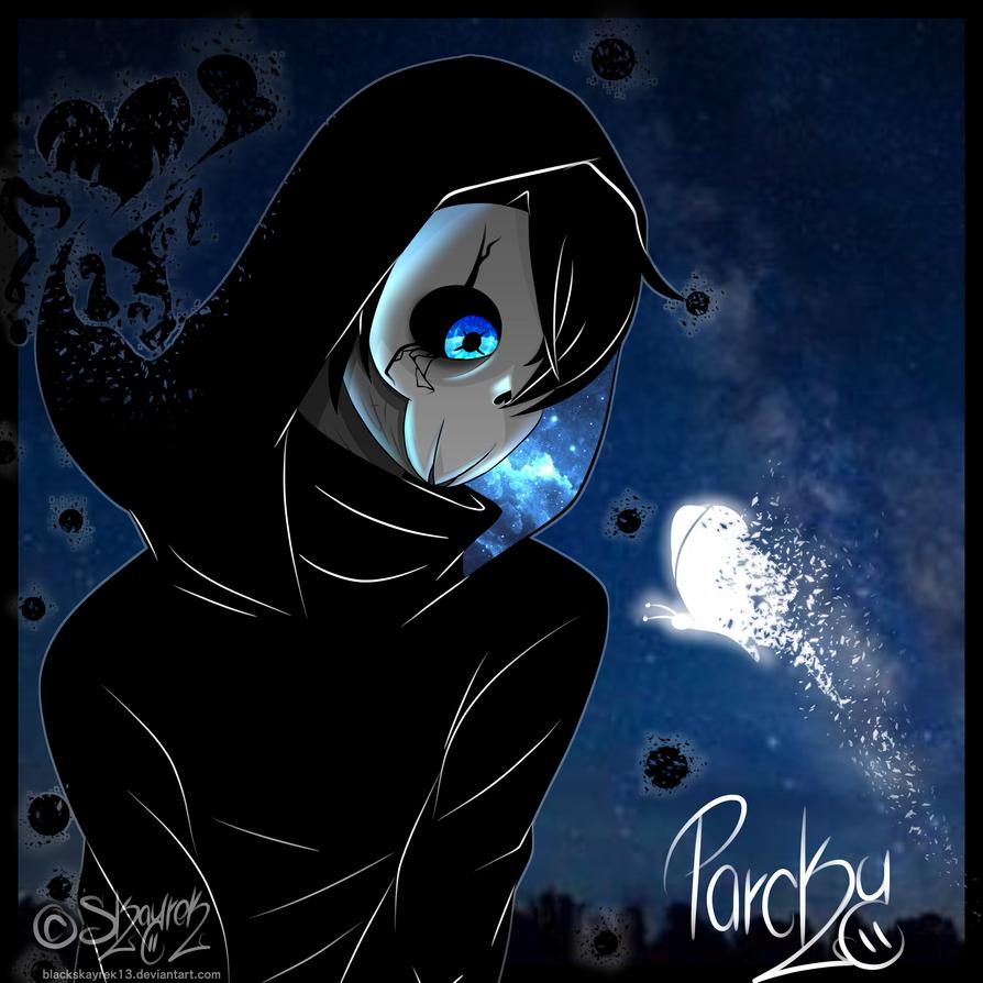 Parcky (Original Character) by BlackSkayrek13