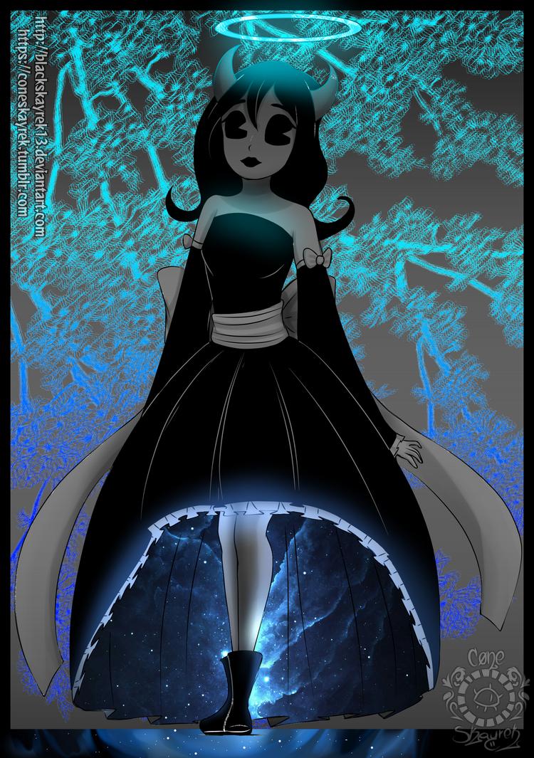 Universe Alice [FanArt] by BlackSkayrek13