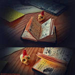 HAPPY HALLOWEEN! by WithATouchofFantasy