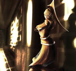 Darkmoon Knightess [Dark Souls]