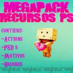 Megapack de recursos para PhotoShop