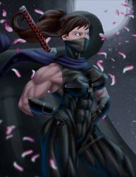 Ninja Sakura by FML88