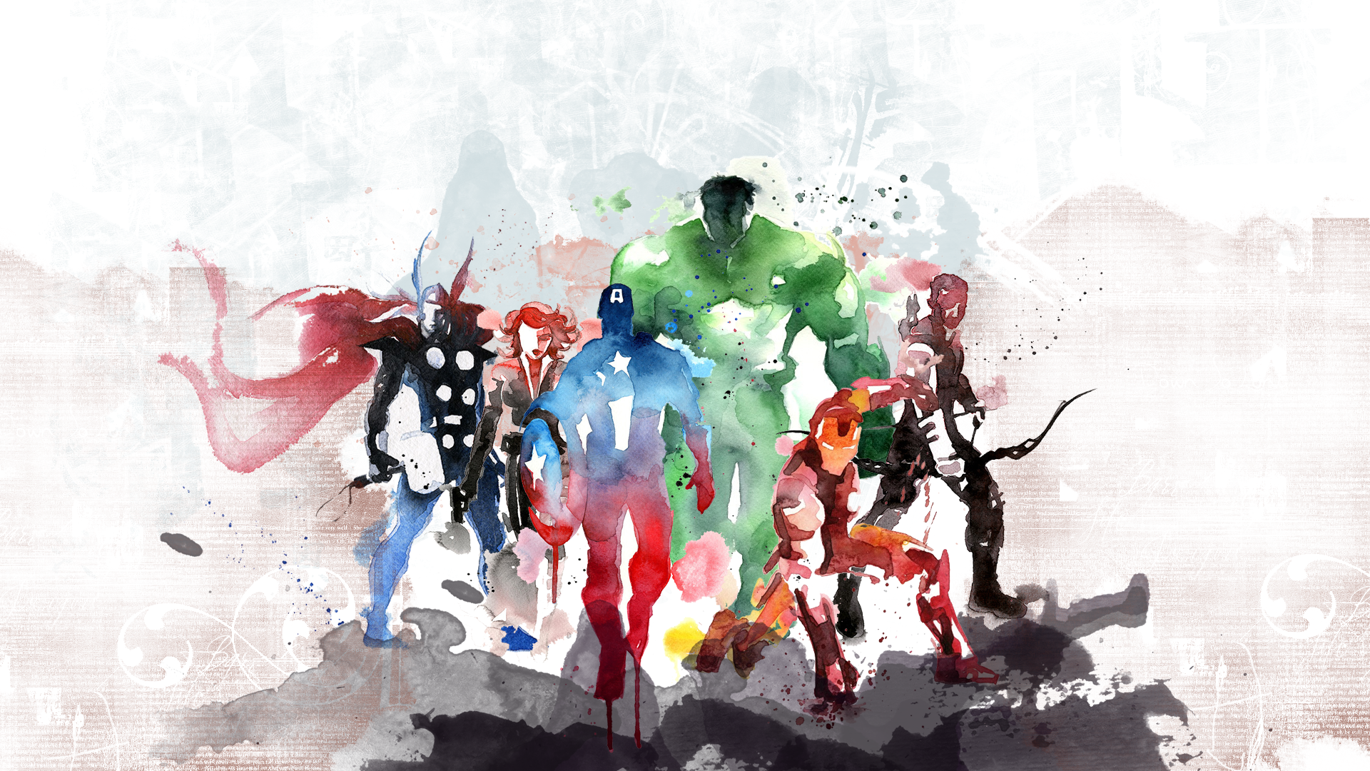 The Avengers By Flowmediaproductions On Deviantart