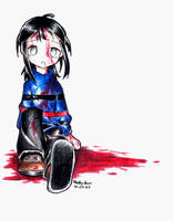 .:I've Killed Myself:. by Patty-kun