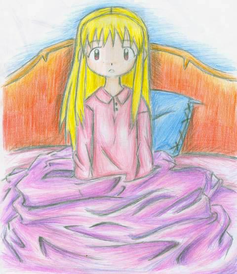 Wake up...Kasumi Tomine by Patty-kun