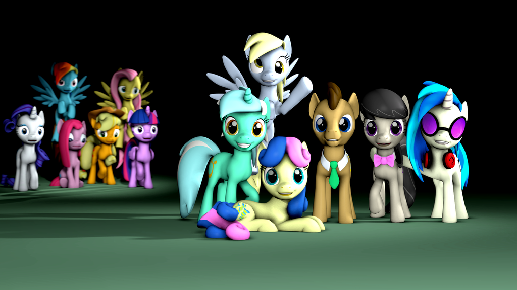 {SFM} MLP: Replacement By Jaygaming1 On DeviantArt