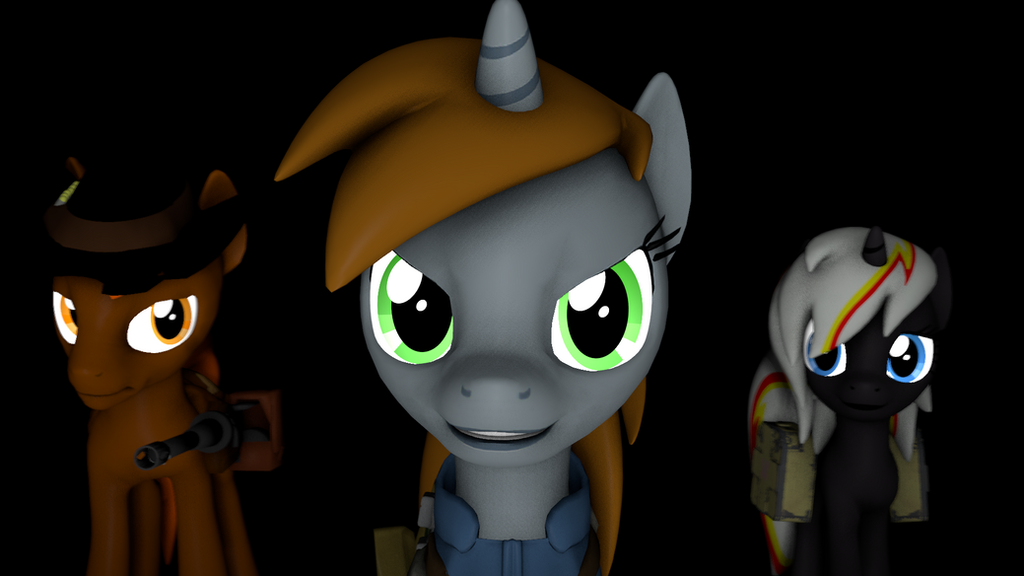 {SFM} Fallout Equestria: Littlepip By Jaygaming1 On DeviantArt
