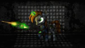 {SFM} Fallout Equestria: Littlepip shooting