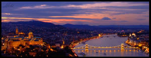 Budapest by Lehotai