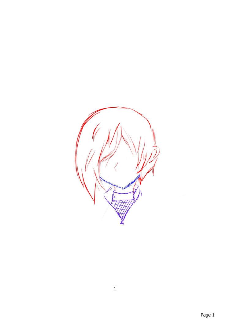 Sketching 2 by BluepawwDraws
