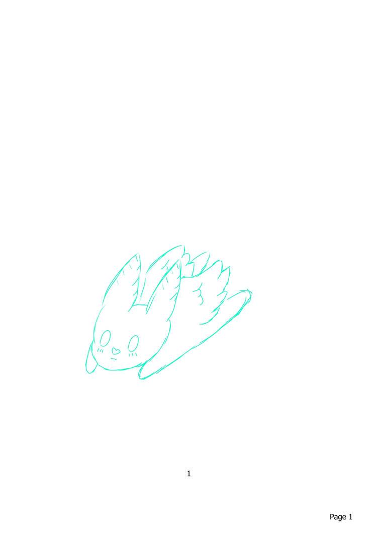 Sketching 3 by BluepawwDraws