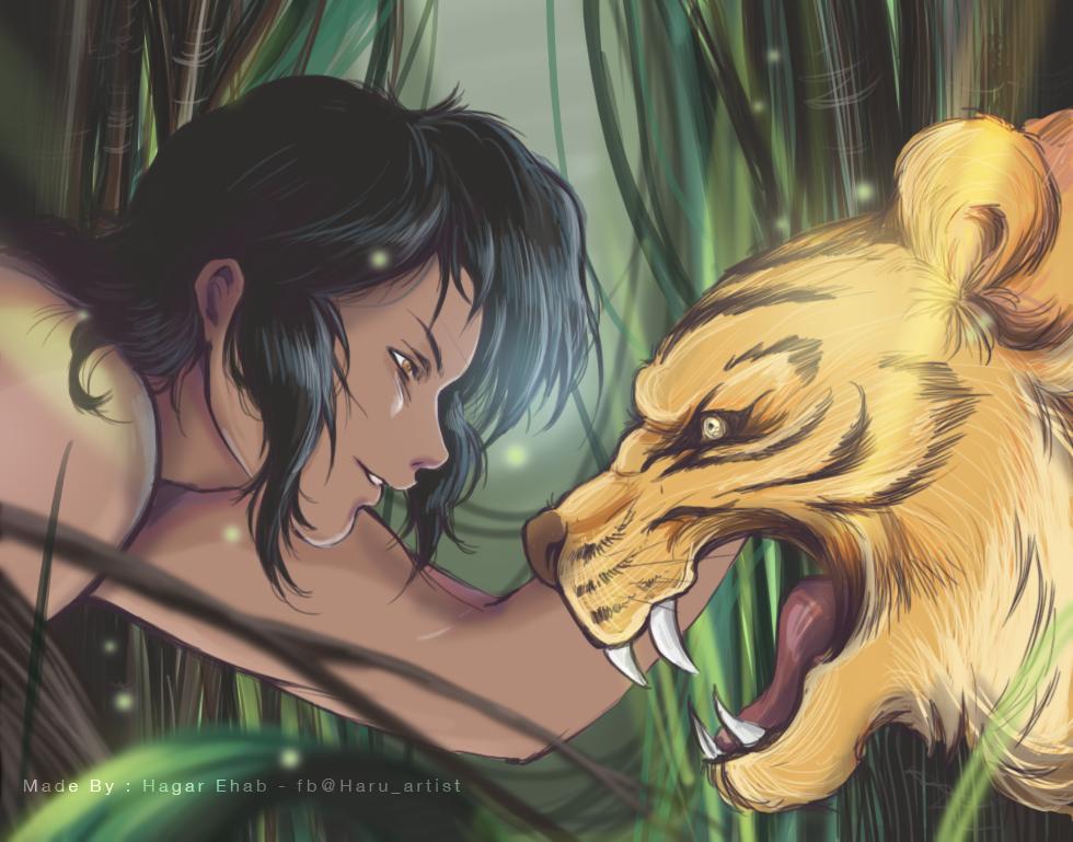 Maowgly by Haru-artist
