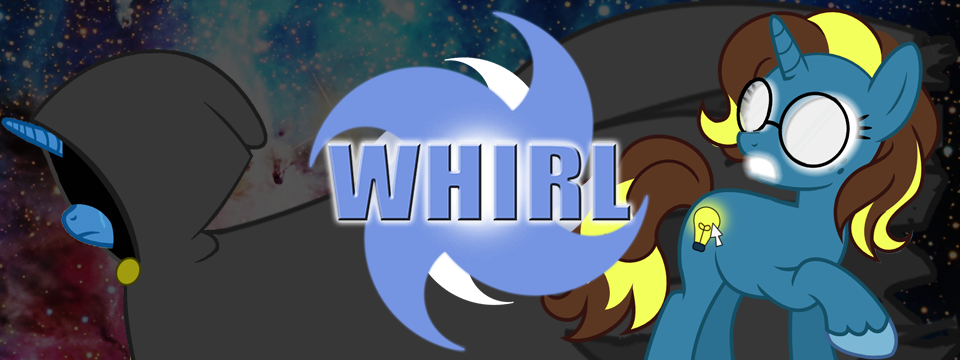 Whirl (banner) by mibevan