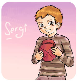SERGI MANGA