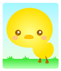 KODOMO LITTLE DUCK