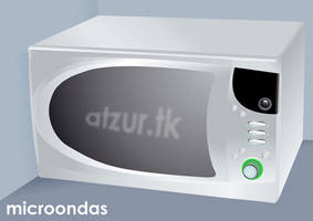 Microondas by Atzur