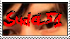 Suda51 Stamp by NoseSamaChan
