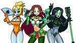 Warhammer 40k : best idol Catherine, Macha, Kimmy