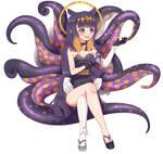 [Fanart] Ninomae Ina'nis